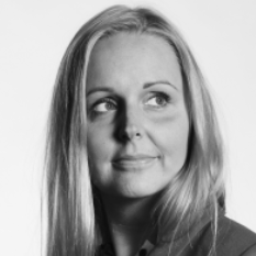 Portrait of Agnieszka Gajzler, Digital Strategy and Development Director, TVN Discovery